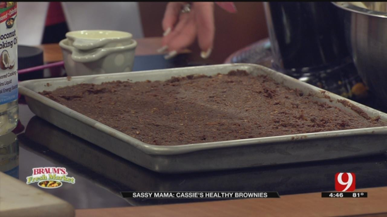 Cassie's Healthy Brownies