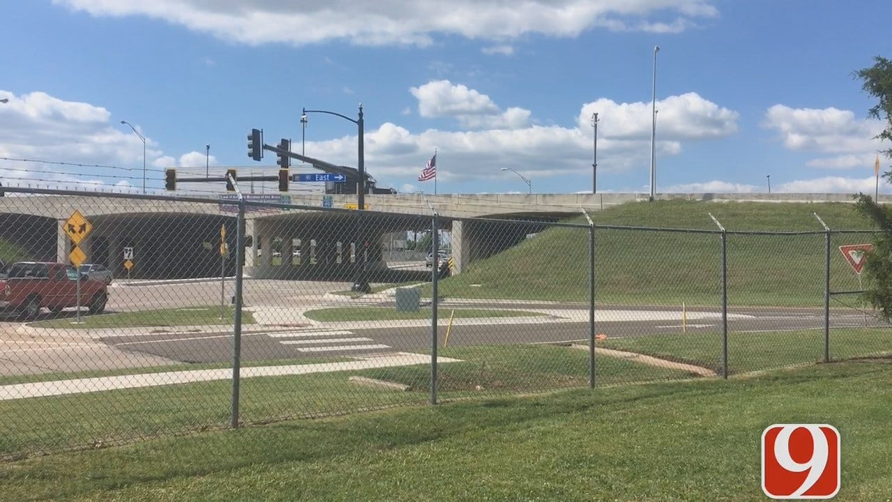 Two Tinker AFB Airmen Intervene In Woman's Suicide Attempt