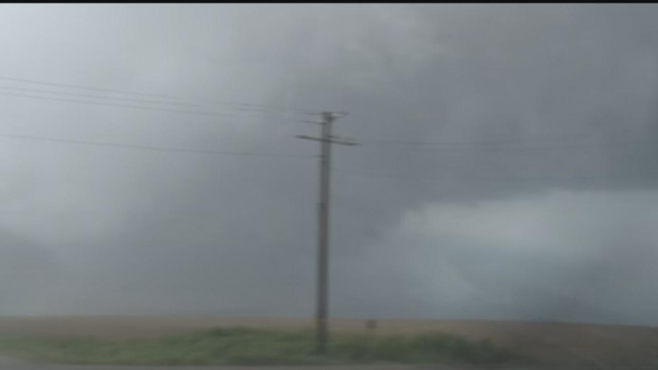 WEB EXTRA: Tornado Touches Down Near Frederick