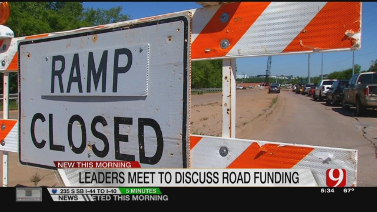 Local Leaders Gather Today To Discuss Poor Road Conditions