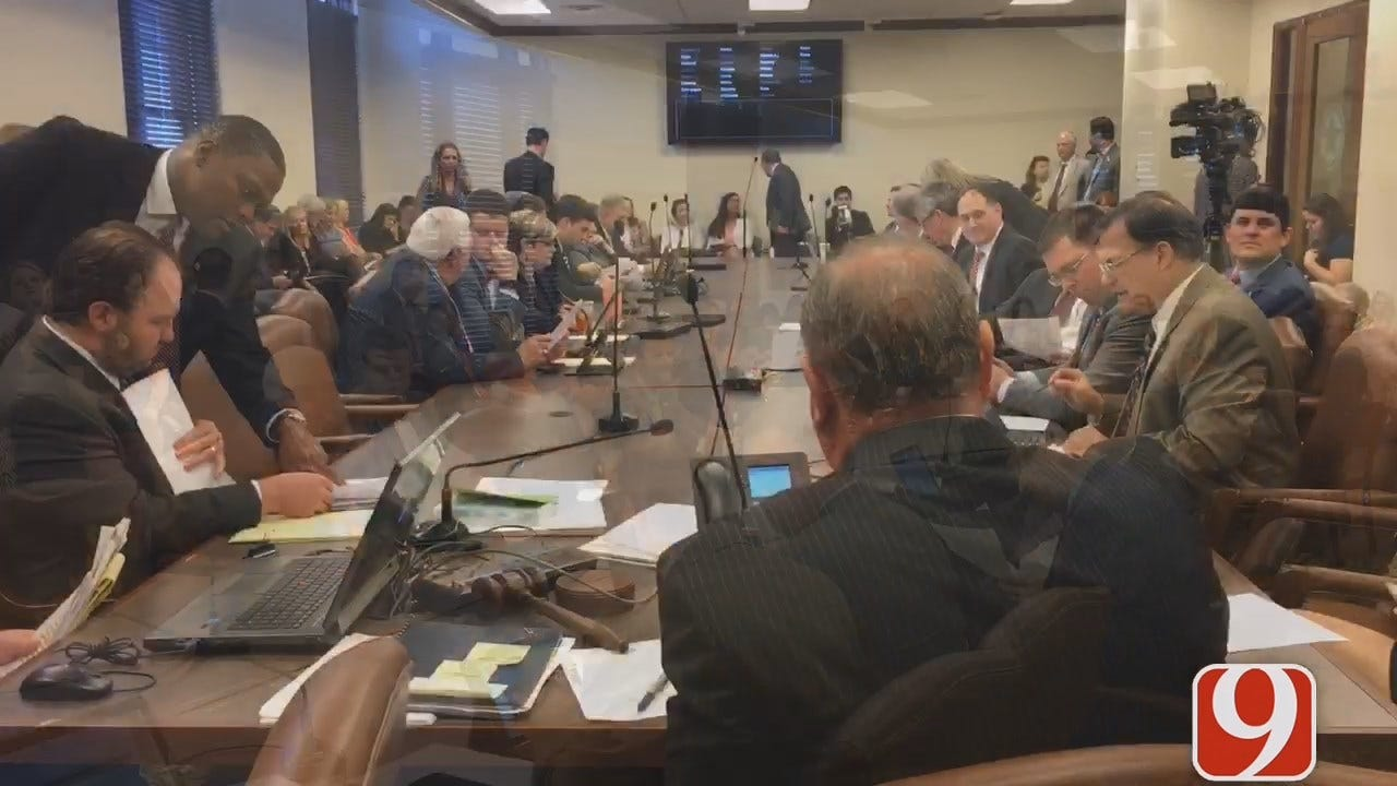 Lawmakers Put Off Oil Drilling Expansion Talk
