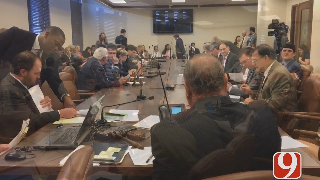 Lawmakers Doubt Budget Deal Will Be Reached By End Of Session