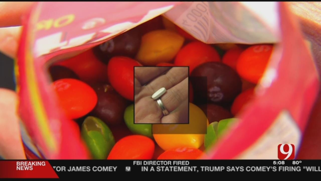Amber Family Claims They Found Lortab In Bag of Skittles