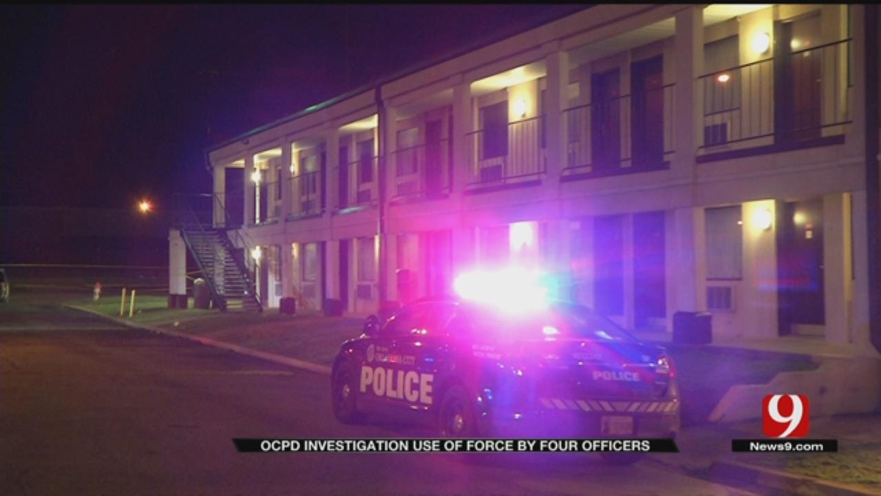 Four OCPD Officers Suspended Pending Excessive Force Investigation