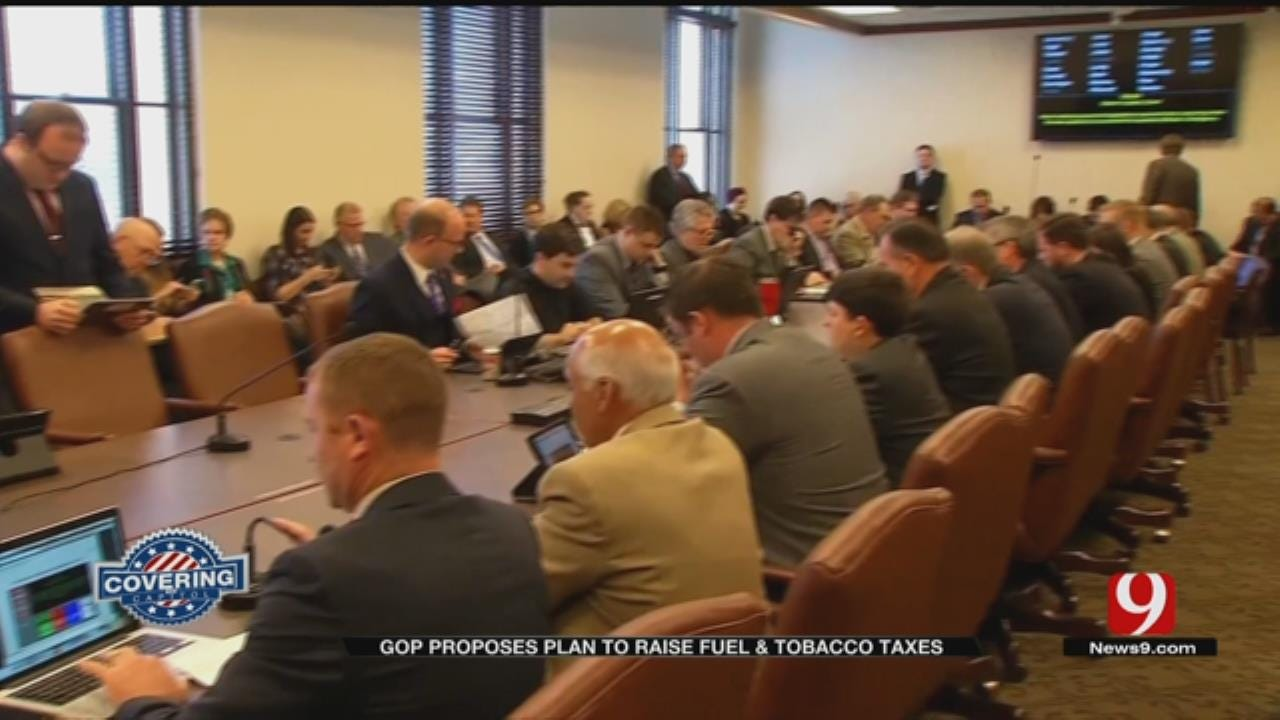 Political Parties Clash Over State Budget Plan
