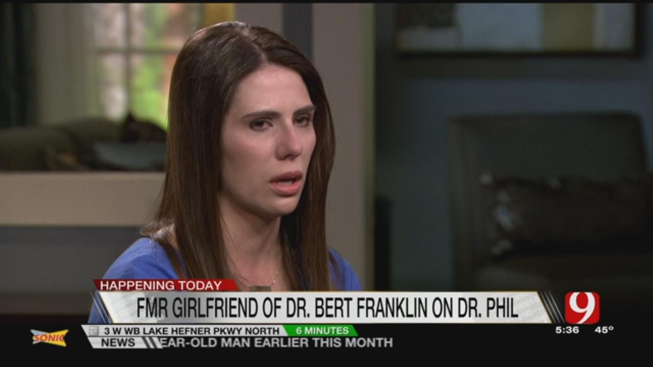 Franklin Girlfriend To Appear On Dr. Phil