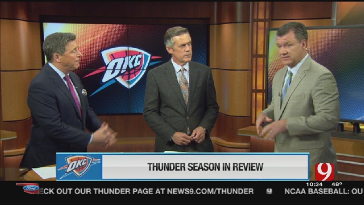 Steve McGehee Looks Deep Into The Thunder's Offseason