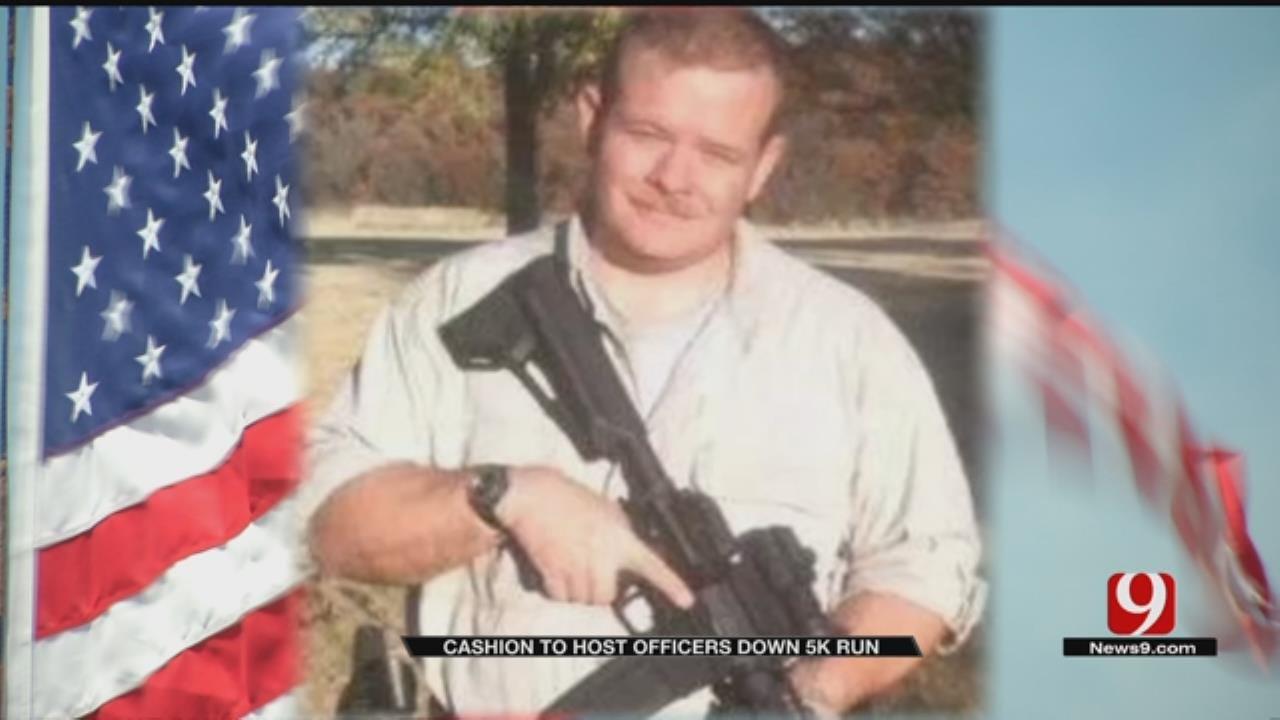 Cashion To Host Officers Down 5k In Honor Of Fallen Logan County Deputy