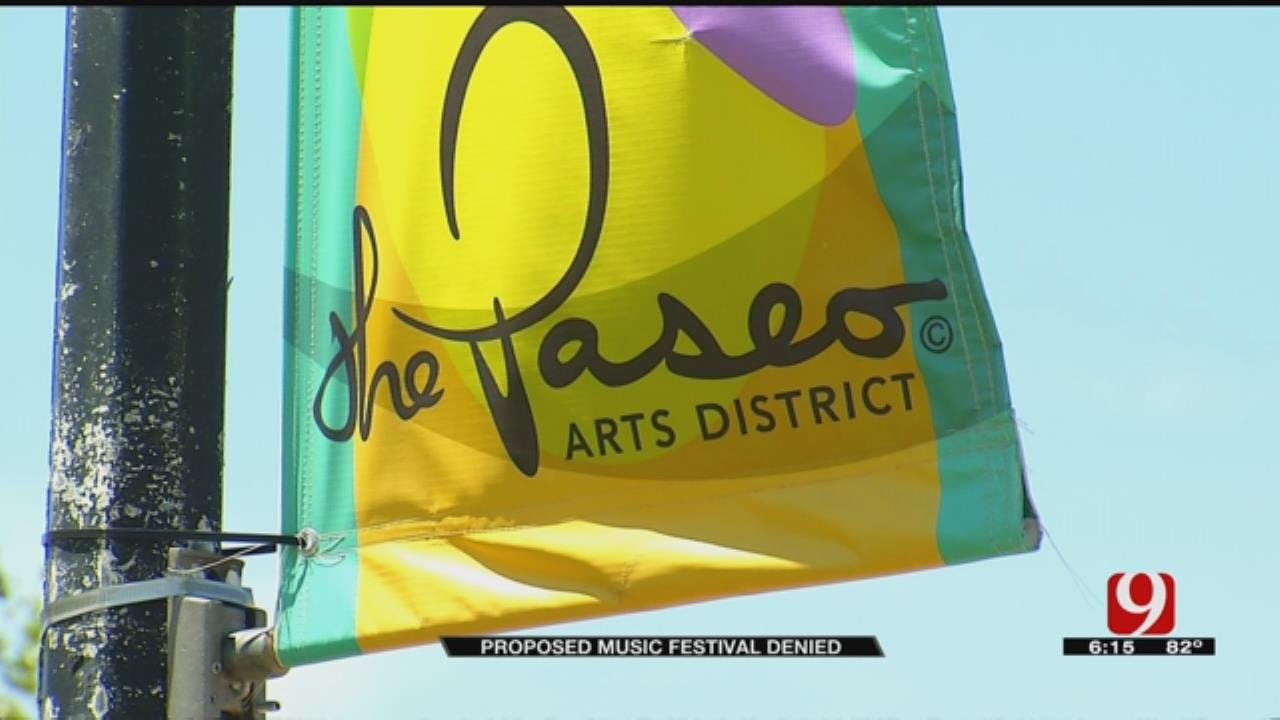 Permit Denied For Proposed Paseo Music Fest, At Odds With Arts Fest