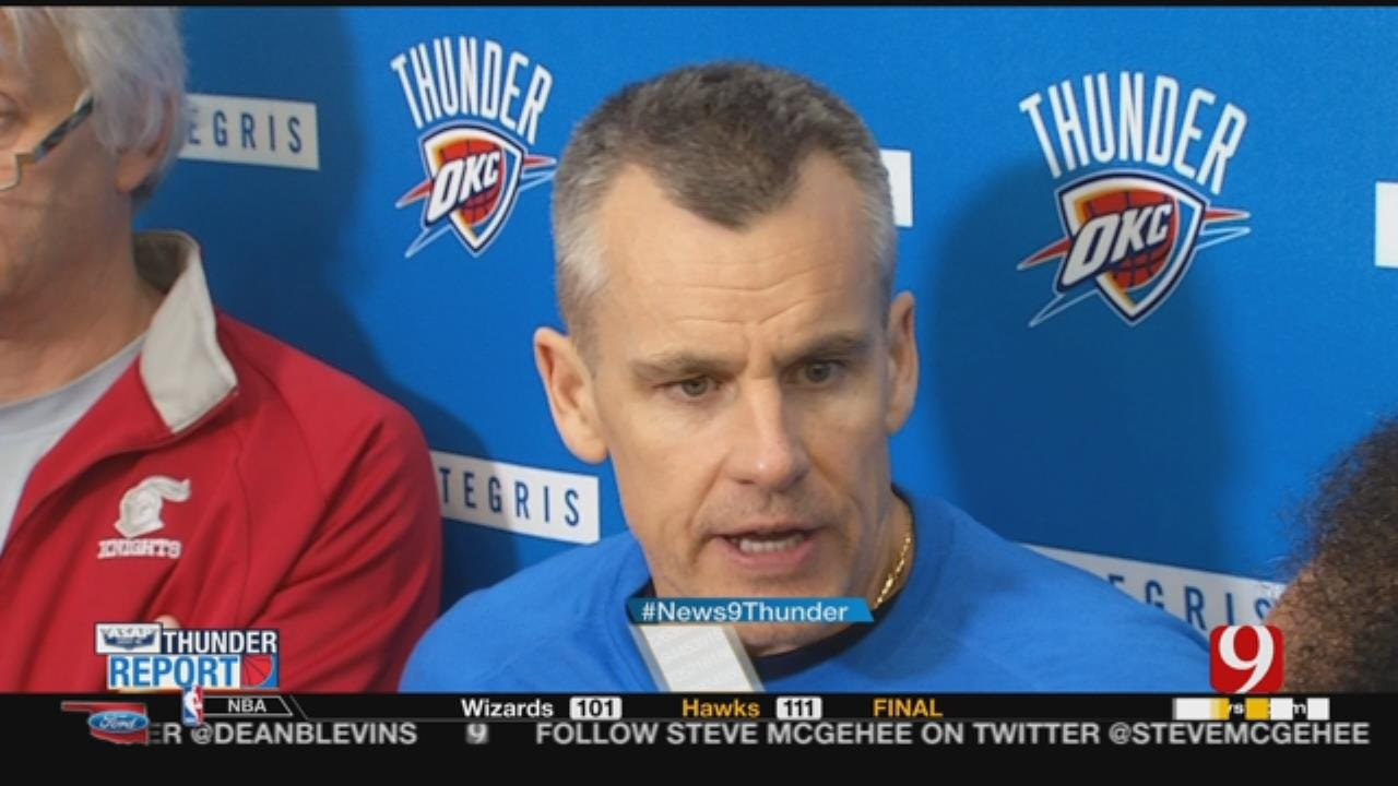 Thunder Looks To Keep Season Alive With Win On Tuesday Night