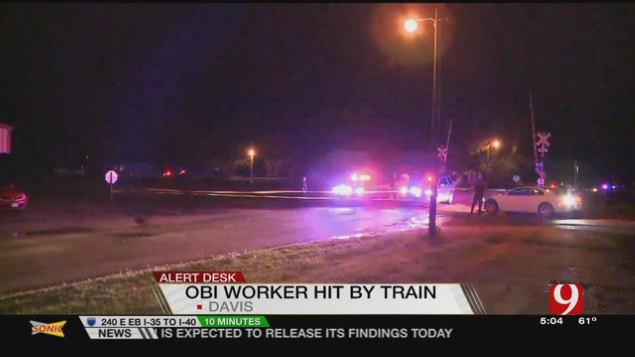 Woman Dies After Being Hit By Train In Davis Over The Weekend