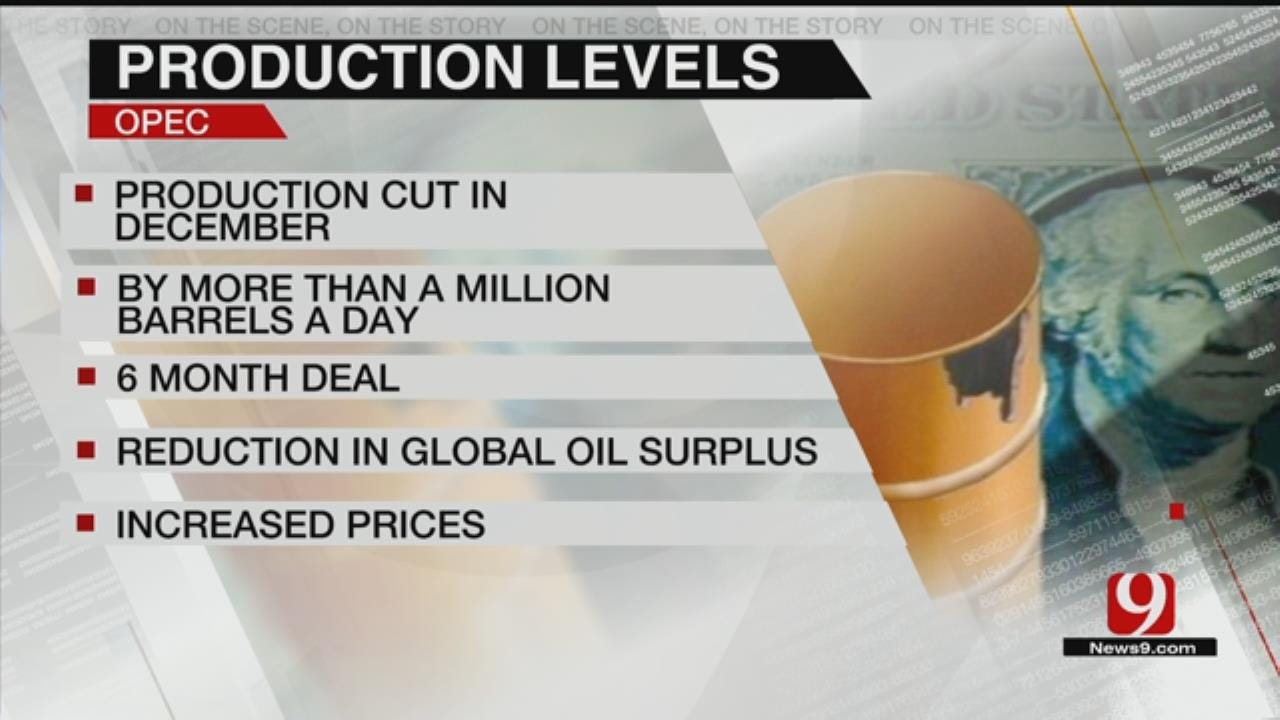 WEB EXTRA: OPEC Production Decision Looms