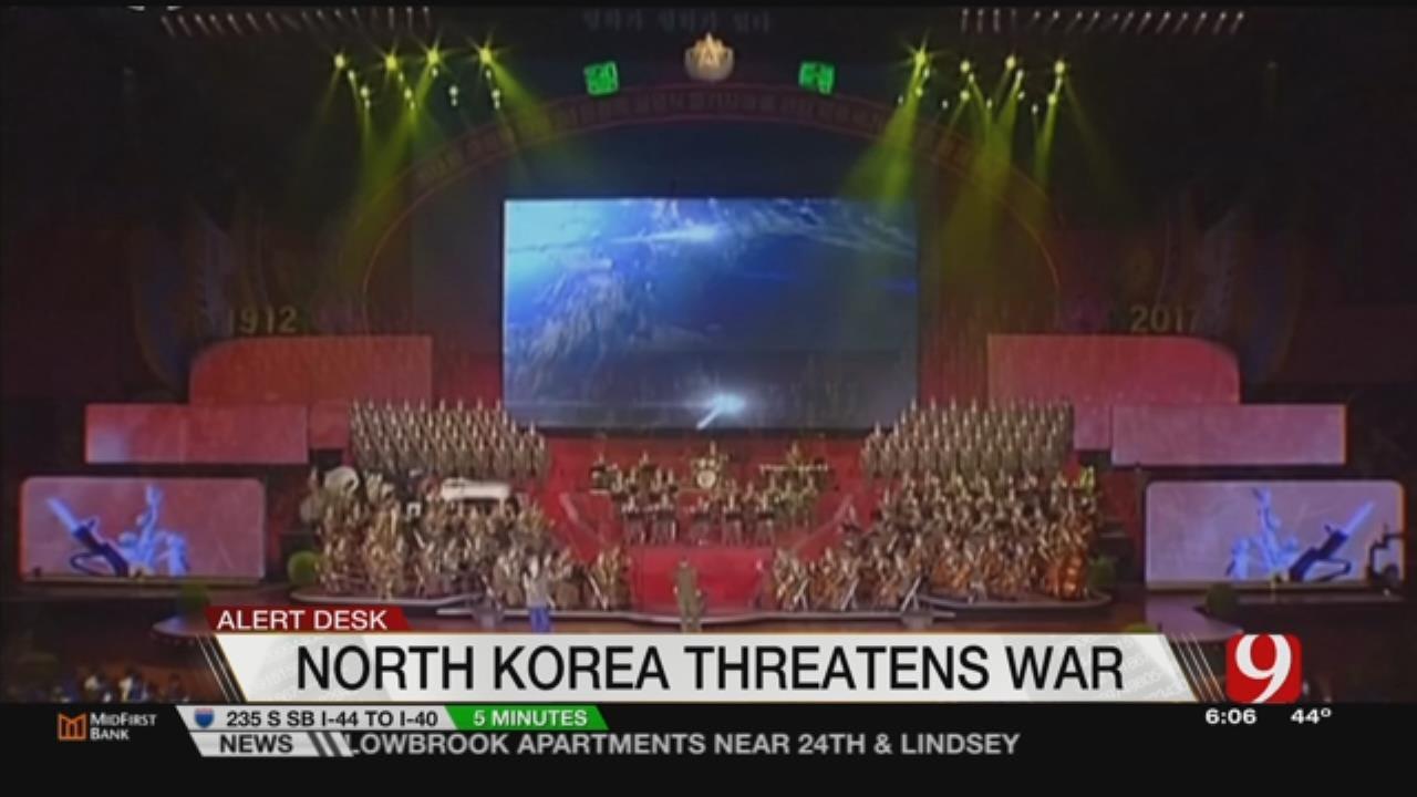 North Korea Detains Third U.S. Citizen