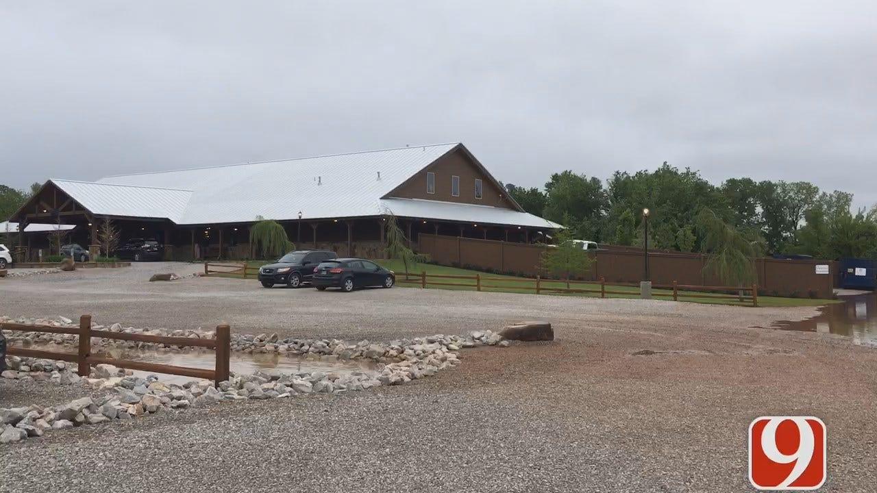 WEB EXTRA: Event Center Reorganizes Weddings Due To Flooding