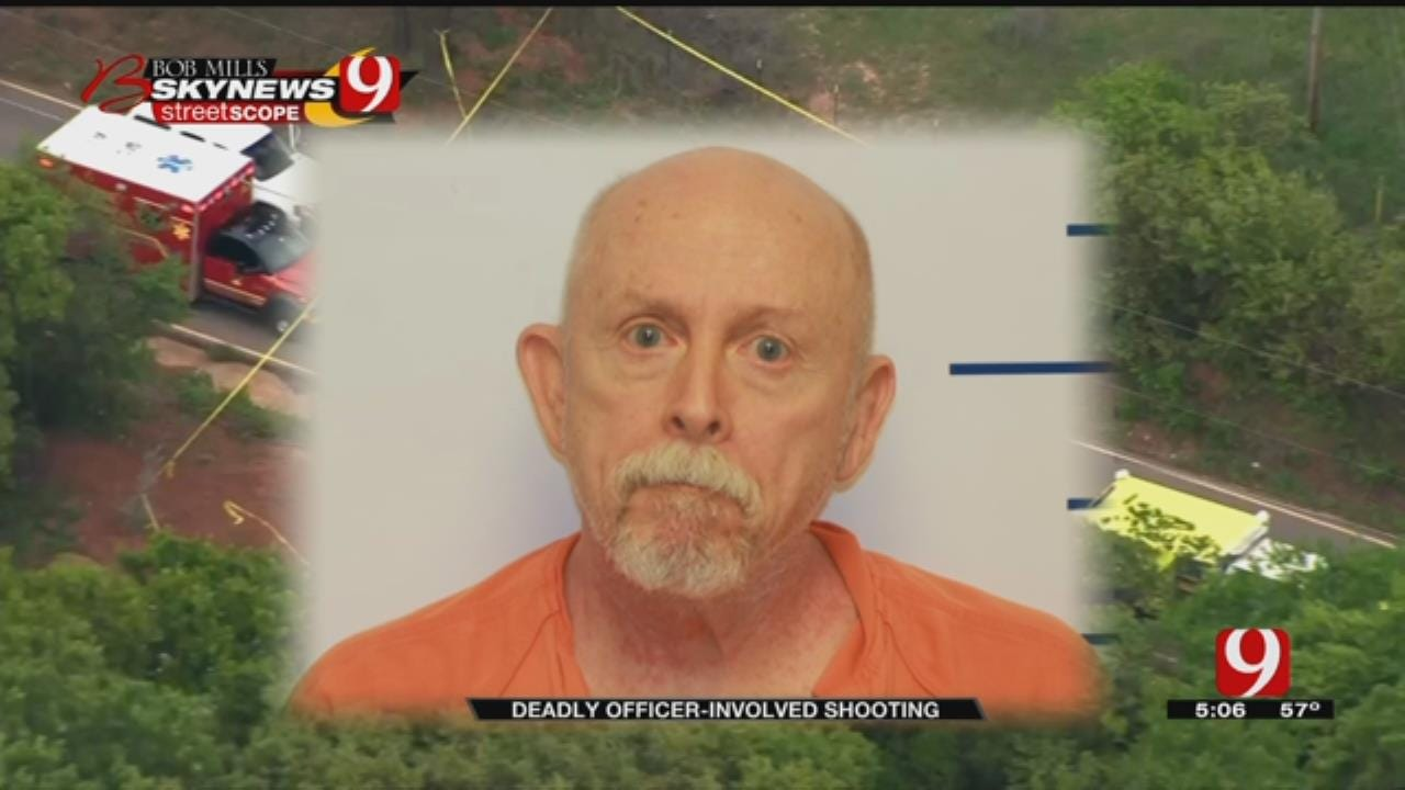 Man Killed In Logan County Officer-Involved Shooting ID'd
