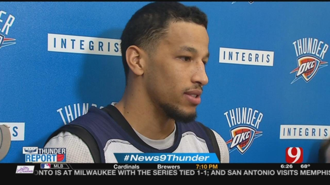 Thunder Faces Must-Win Game 3 On Friday Night