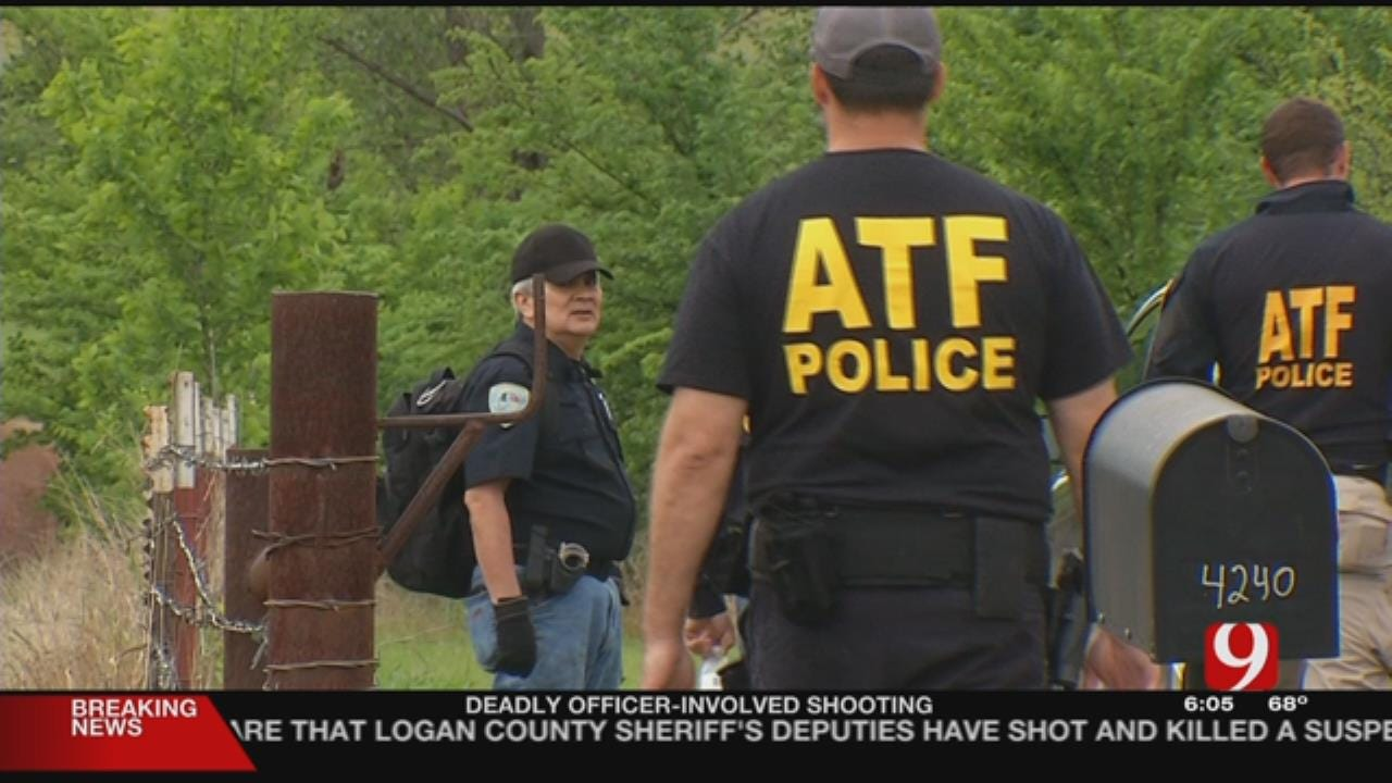 Search Continues For Gun Used In Deadly Logan County Shooting