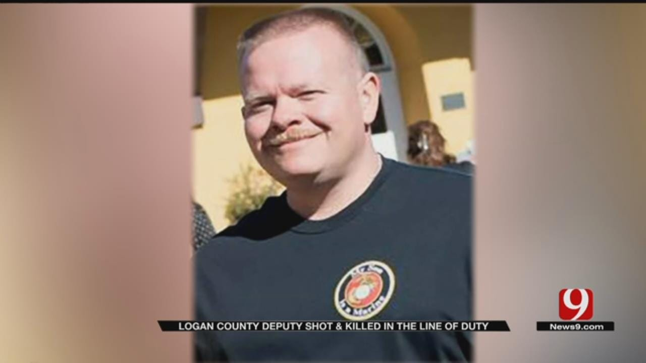 Oklahomans Remember Fallen Logan County Deputy After Deadly Encounter