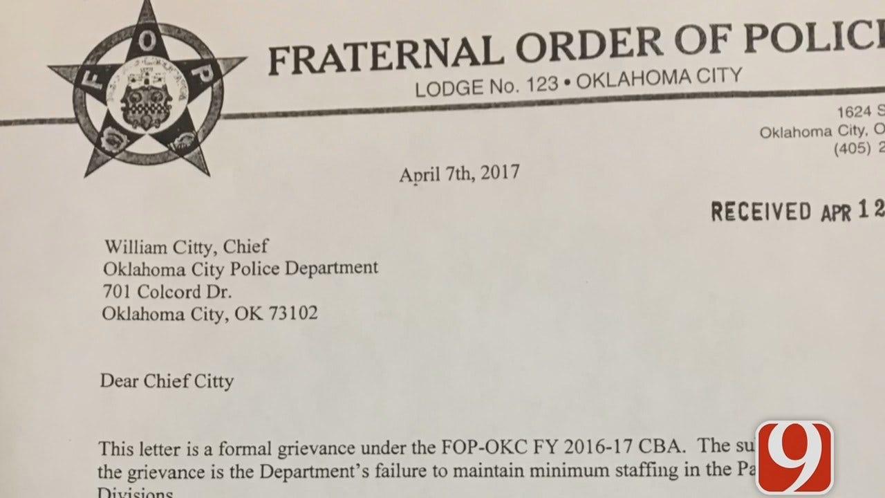 OKC FOP President Explains Reasons Behind Grievance Letter