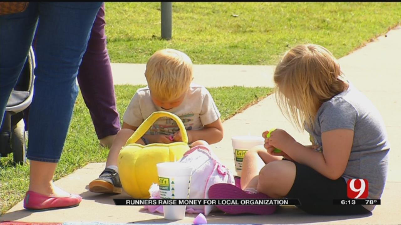 House Of Healing Raises Money With Easter Fun Run