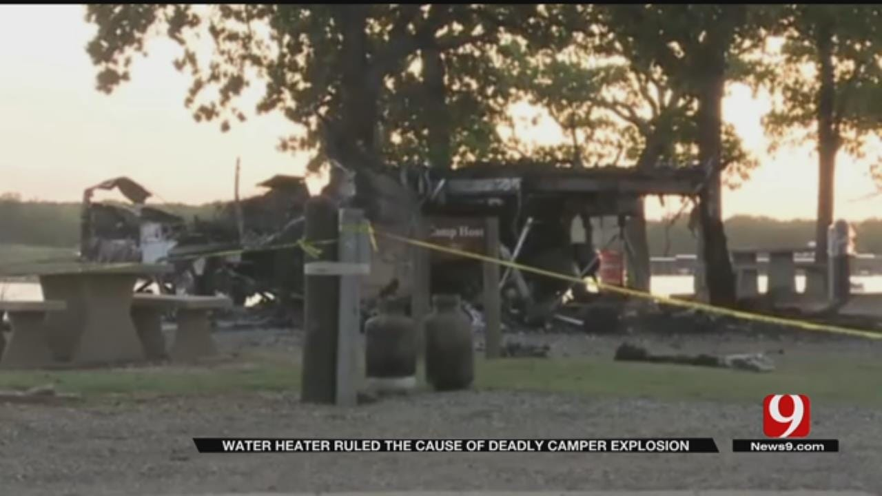 Water Heater Ruled Cause Of Deadly Camper Explosion In Marshall Co.