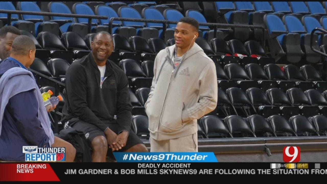 Westbrook Will Sit Out Tuesday's Game In Minnesota