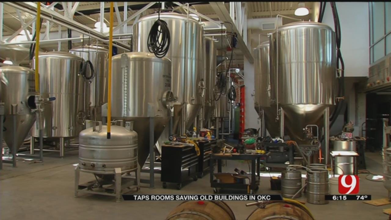 New Breweries Hope To Revitalize Downtown OKC Neighborhoods