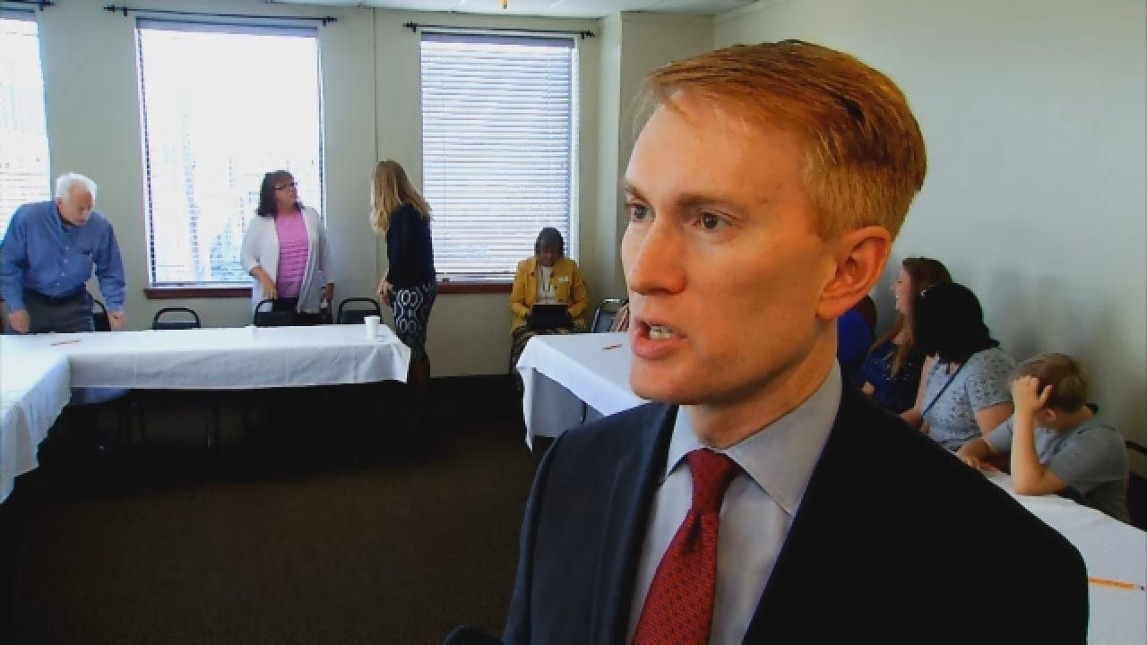 Full Interview With Sen. Lankford