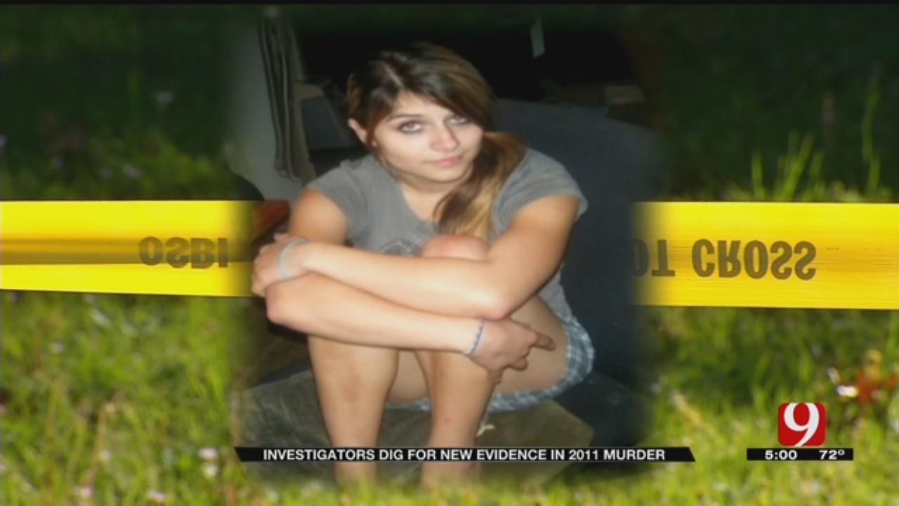 OSBI Searching For Remains In Connection With Carina Saunders Case
