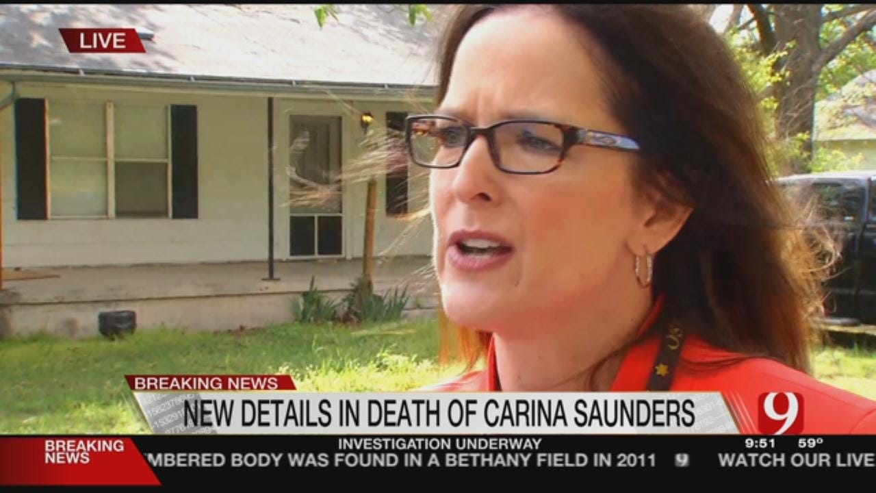OSBI's Jessica Brown Talks About Excavation Connected To Carina Saunders Case