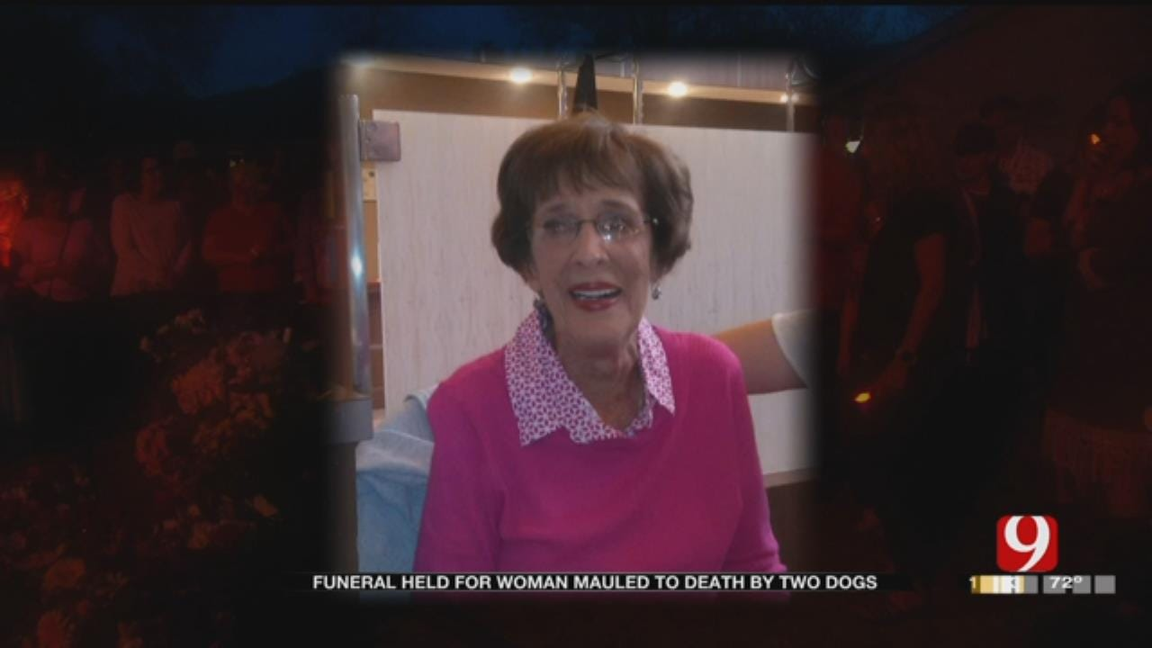 OKC Dog Attack Victim Continues To Make Positive Impact After Death