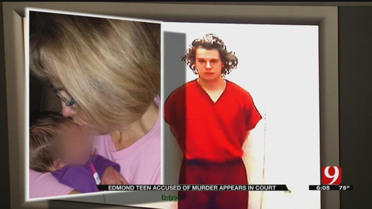 Edmond Teen Accused Of Murdering Stepmother Appears In Court
