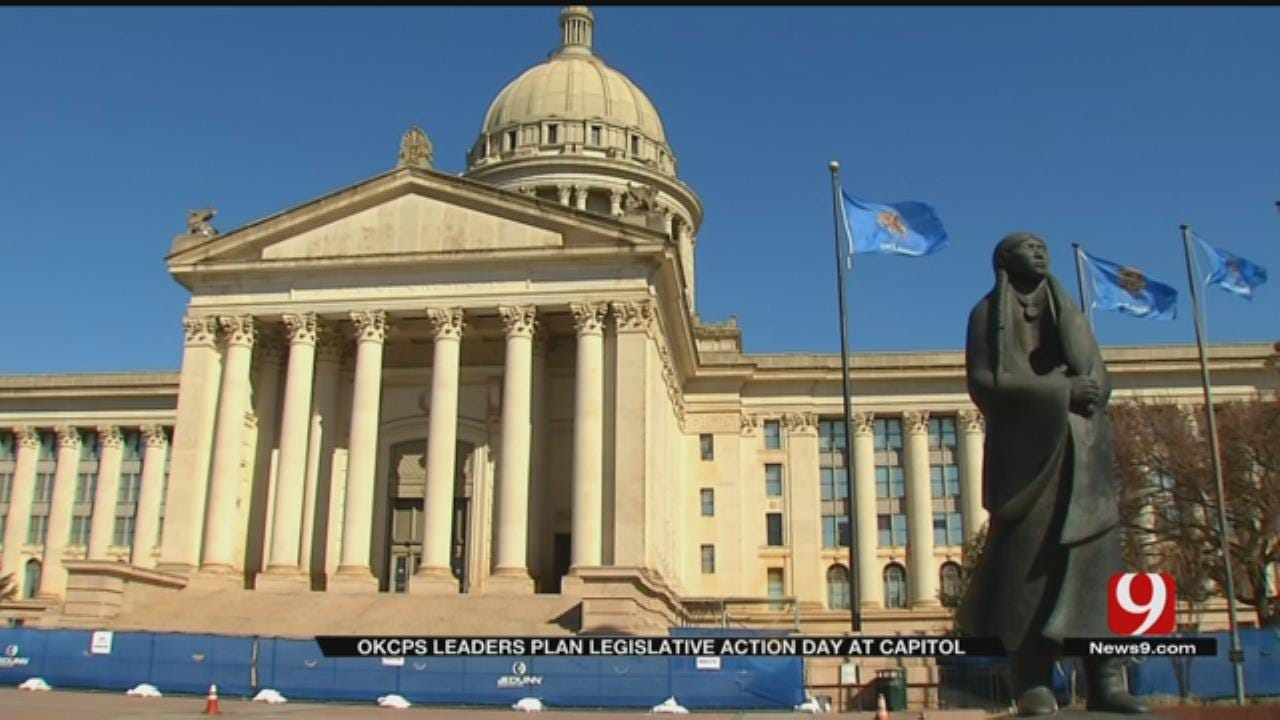 OKCPS Leaders Plan Legislative Action Day At State Capitol