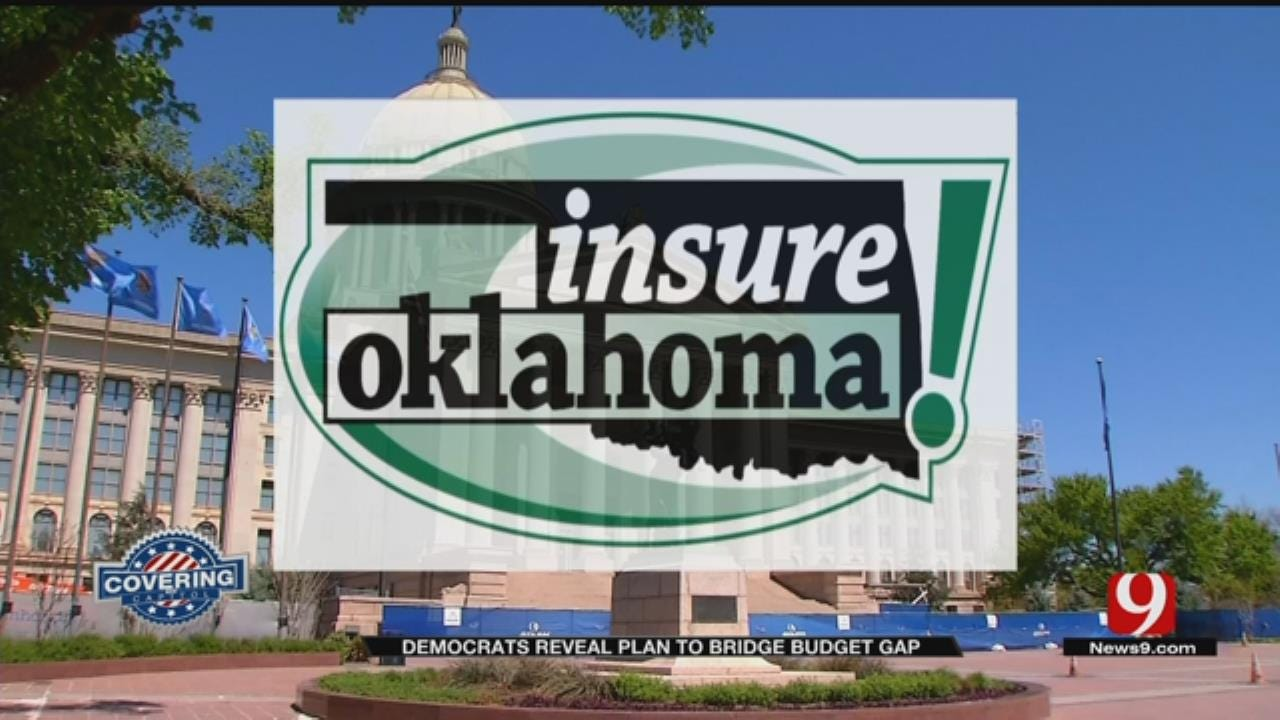 Democrats Push For Expansion Of Insure Oklahoma