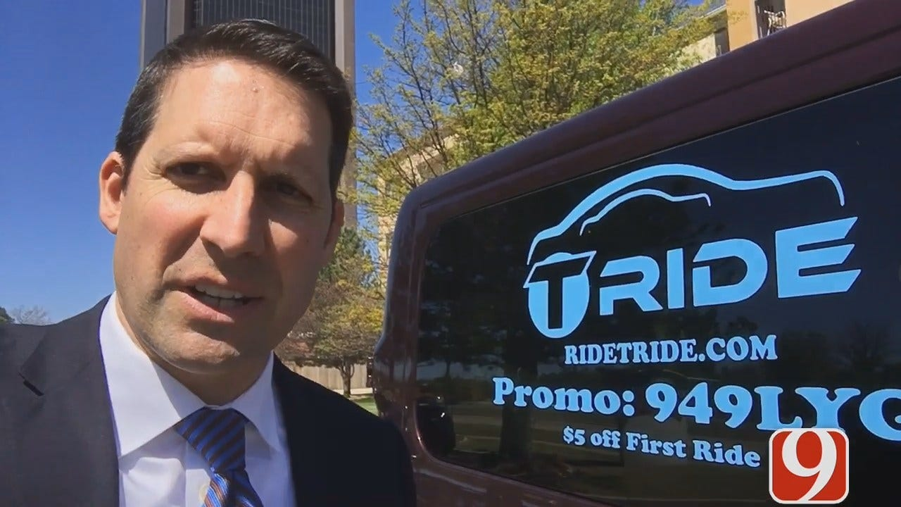 WEB EXTRA: TRIDE Ready To Launch In OKC