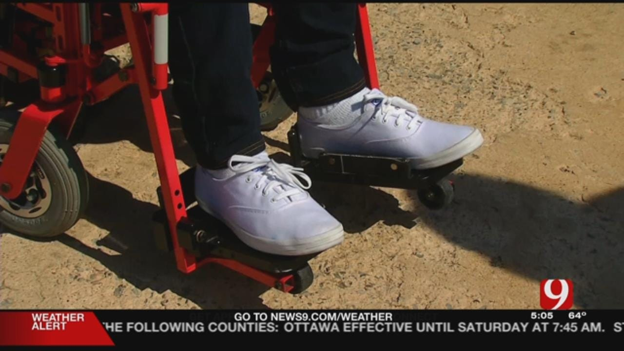 House Bill Concerns Oklahomans With Disabilities