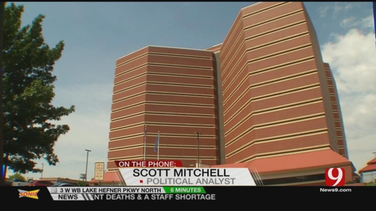 Scott Mitchell Talks Oklahoma County Sheriff's Race