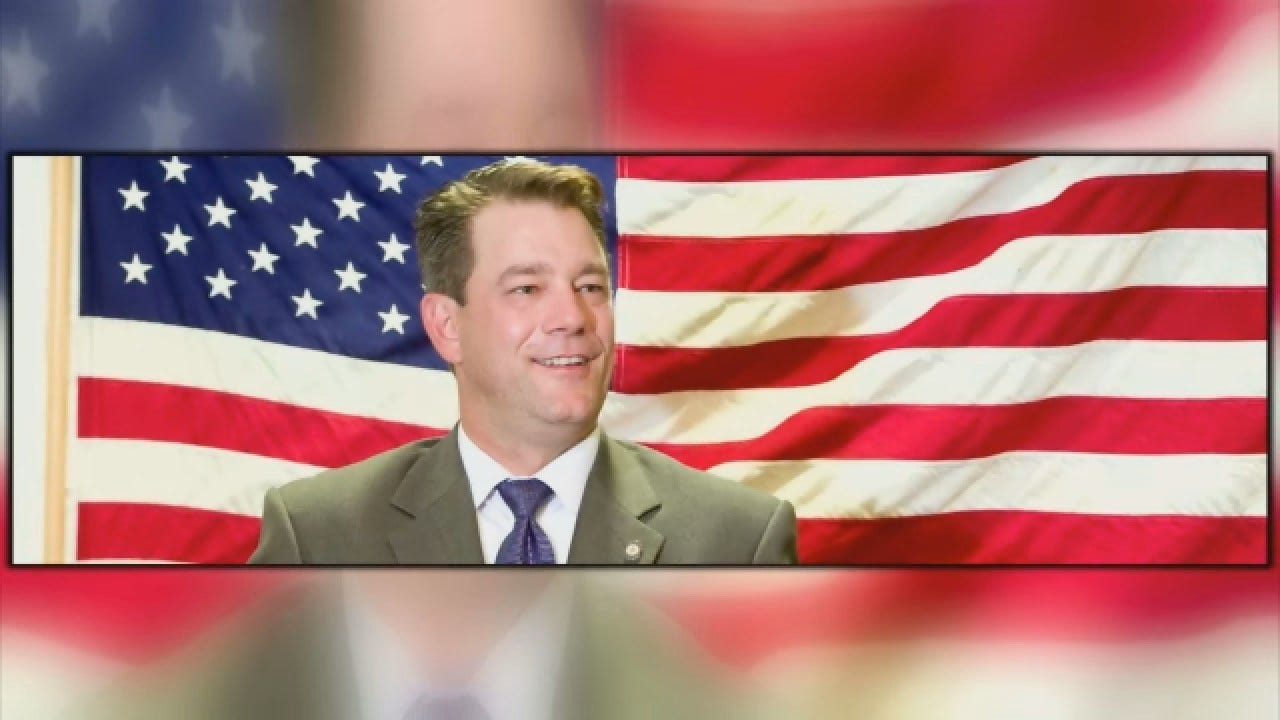 Oklahoma County Sheriff Republican Candidate Mike Christian