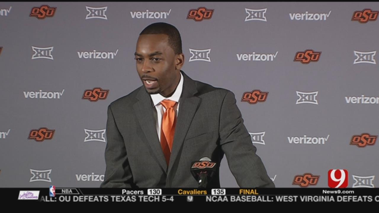 OSU Introduces Mike Boyton As Head Coach