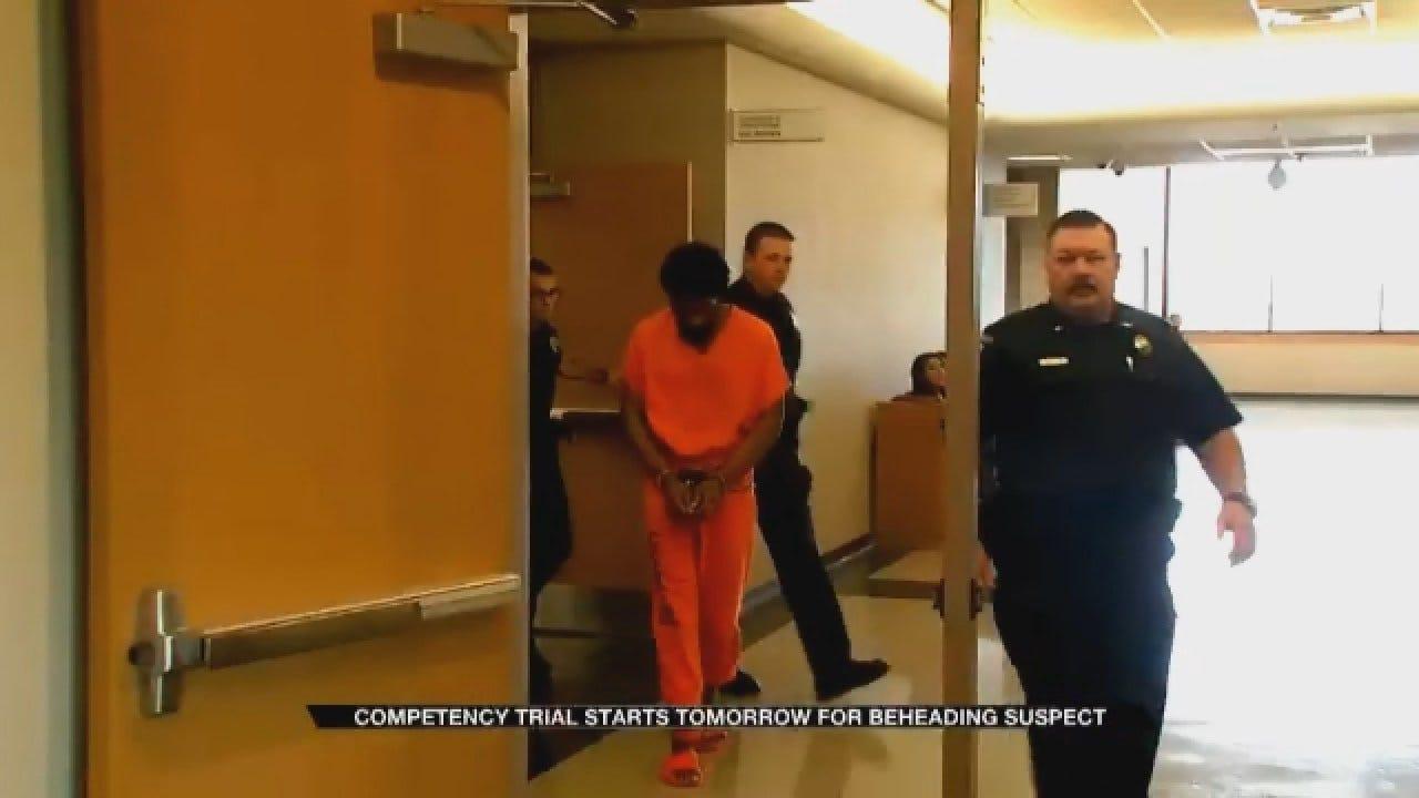 New Competency Trial Begins For Murder Suspect Alton Nolen