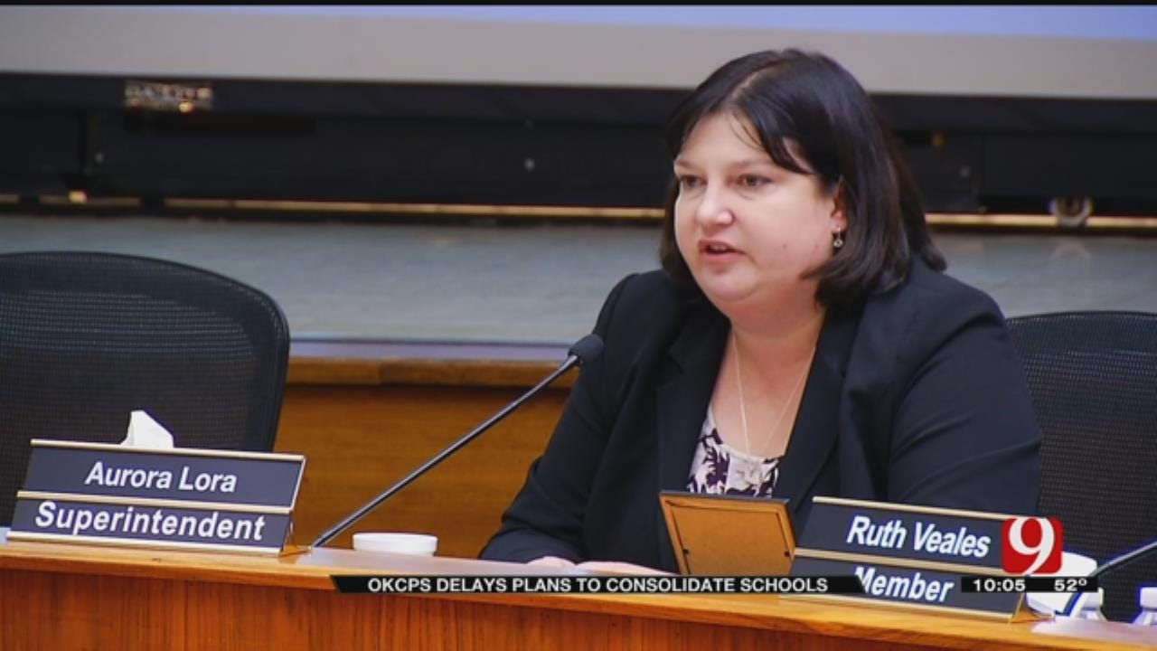 OKCPS Delays Plans To Consolidate Schools
