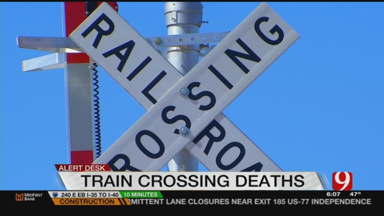 State Train Vs. Car Collisions Down From Last Year, Train Deaths And Injuries Up