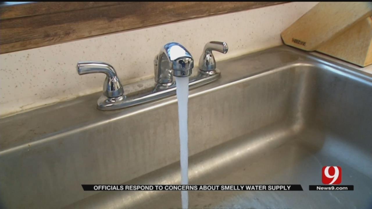 Stillwater Residents Complain Of Strange Smell, Taste In Water