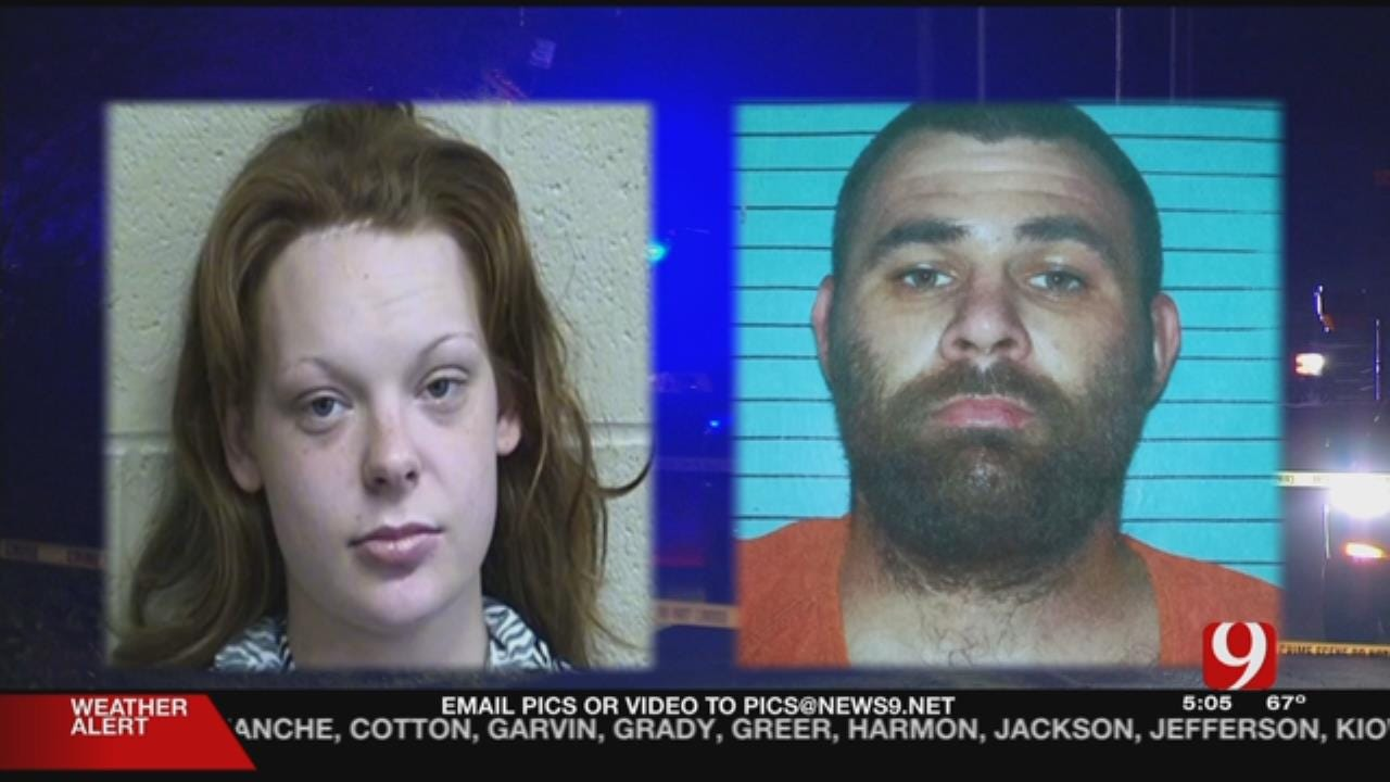 Woman Found With Suspect In Deadly Tecumseh Officer Shooting Arrested