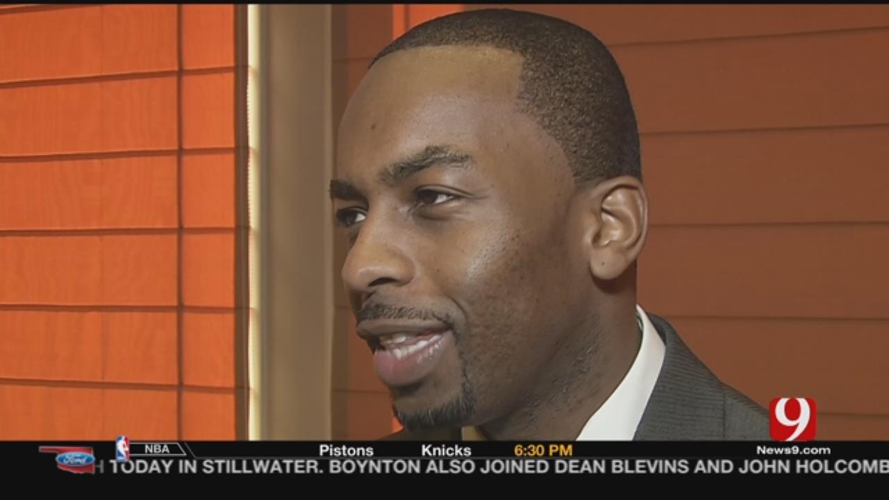 OSU Introduces Mike Boynton As Head Men's Basketball Coach