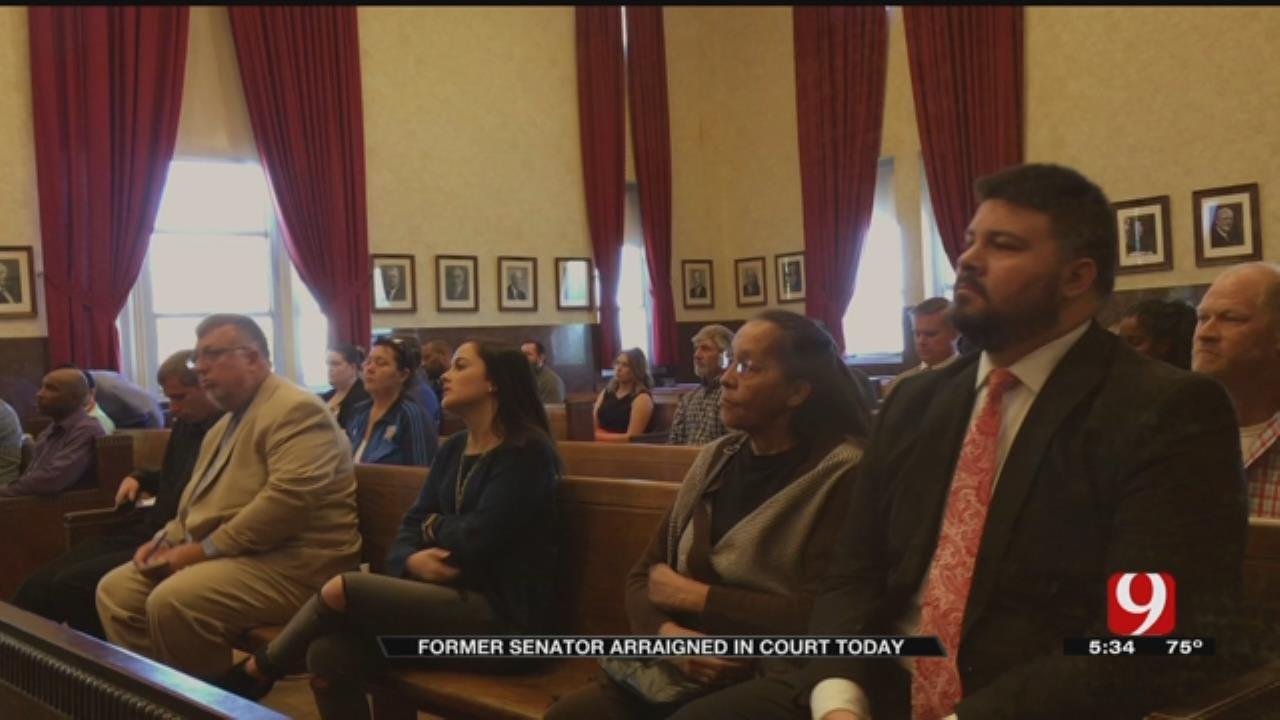 Former Sen. Ralph Shortey Arraigned In Court