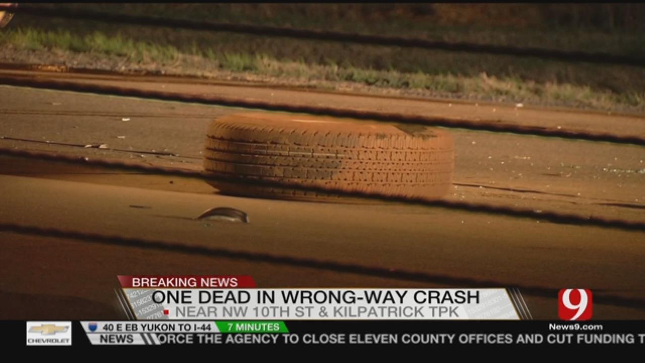 Westside Turnpike Crash Leaves One Dead