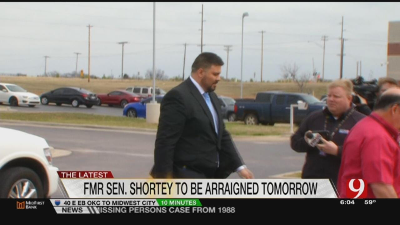 Shortey To Be Arraigned Tomorrow, Will File 'Not Guilty' Plea