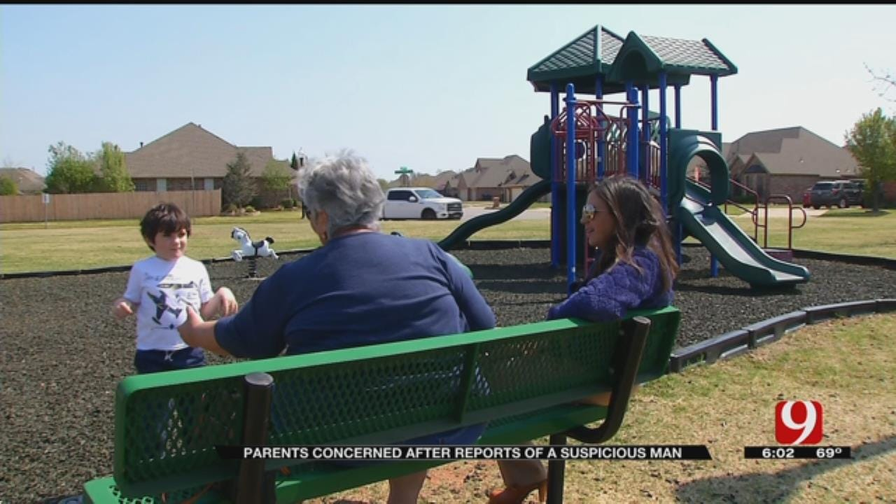 Edmond Parents, Neighbors On Alert After Report Of Attempted Abduction