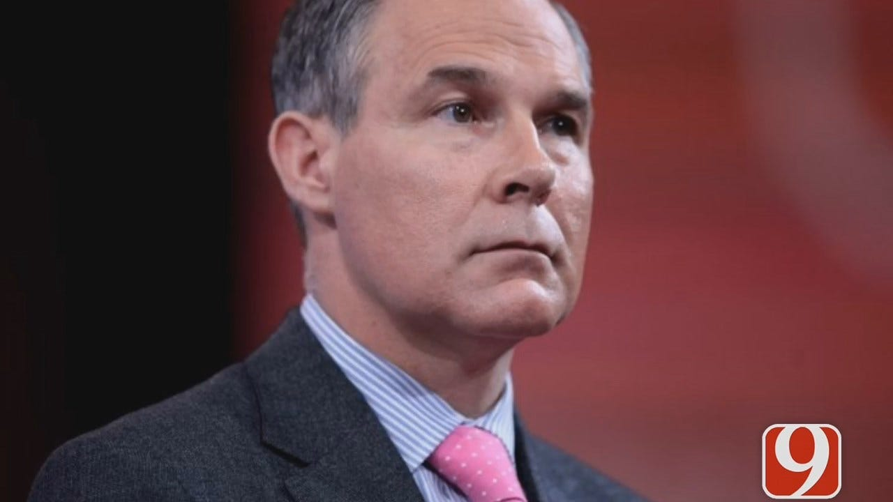 Oklahoma Bar Asked To Investigate Pruitt